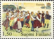 [EUROPA Stamps - Folklore, Typ WQ]