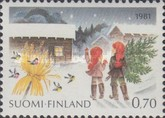 [Christmas stamps, Typ WX]