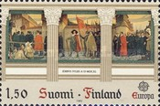 [EUROPA Stamps - Historic Events, Typ XI]