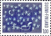 [Christmas stamps, Typ YQ]