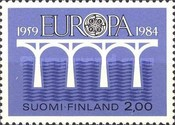 [EUROPA Stamps - Bridges - The 25th Anniversary of CEPT, Typ YY1]