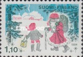 [Christmas stamp, Typ ZF]
