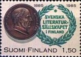 [The 100th anniversary of the Swedish Literature Society, type ZH]