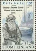 [The 150th anniversary of the publication of the Finnish national epic Kalevala, Typ ZJ]