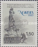 [Stamp exhibition NORDIA 1985, Typ ZL]