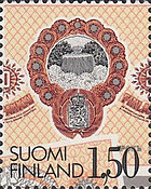 [The 100th Anniversary of the First Finnish Banknotes, Typ ZO]