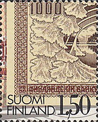 [The 100th Anniversary of the First Finnish Banknotes, Typ ZP]