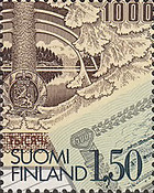 [The 100th Anniversary of the First Finnish Banknotes, Typ ZQ]