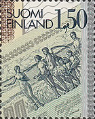 [The 100th Anniversary of the First Finnish Banknotes, Typ ZR]