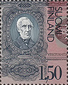 [The 100th Anniversary of the First Finnish Banknotes, Typ ZT]