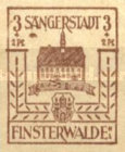 [Charity Stamps, type A]