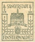 [Charity Stamps, type A1]