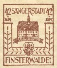 [Charity Stamps, type A11]