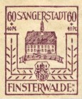 [Charity Stamps, type A12]