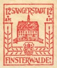 [Charity Stamps, Typ A7]