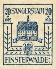 [Charity Stamps, Typ A8]