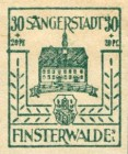 [Charity Stamps, type A9]