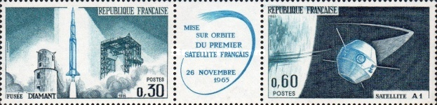 [Launching of the First French Satellite, Typ ]