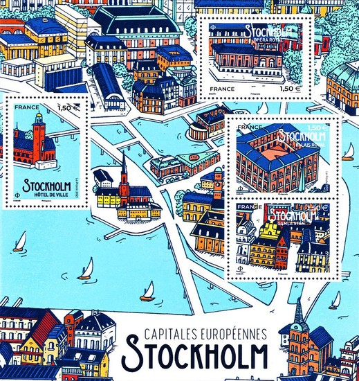 [Stockholm, the Medieval City, type ]