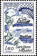 [Tourist Publicity - Saint-Pierre and Miquelon, type BNZ]