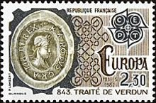 [EUROPA Stamps - Historic Events, type BOR]