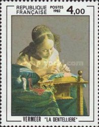 [The 350th Anniversary of the Birth of Jan Vermeer, type BPI]