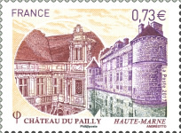 [Architecture - Château du Pailly Haute-Marne, type ICF]