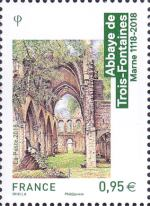 [Tourism - Trois-Fontaines Abbey, type ISC]