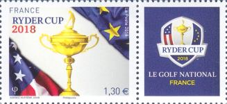 [Golf - Ryder Cup, type ISR]
