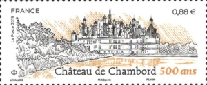 [The 500th Anniversary of Château de Chambord, type JBM]