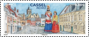 [Cassel - Best Village in France 2018, type JBR]