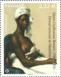 [Contemporary Art - Painting by Marie-Guillemine Benoist, 1768–1826, Typ JGP]