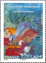 [EUROMED Issue - Gastronomy in the Mediterranean, type JKE]
