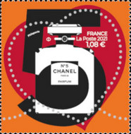 [The 100th Anniversary of CHANEL No. 5, type JOR]
