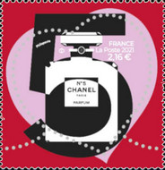 [The 100th Anniversary of CHANEL No. 5, type JOS]