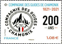 [The 200th Anniversary of the Chamonix Guides Company, type JRM]