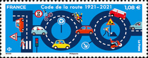 [The 100th Anniversary of the Highway Code, type JRR]