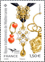 [EUROMED Issue - Traditional Mediterranean Jewelry, type JSZ]