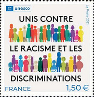 [UNESCO - United Against Racism and Discrimination, type JUP]