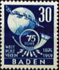 [The 75th Anniversary of the Universal Postal Union, Typ AB1]