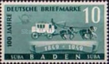 [The 100th Anniversary of the First German Stamp, Typ Z]