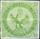 [Eagle - Colored Paper. See Also No.59-64, type A1]