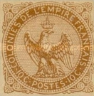[Eagle - Colored Paper. See Also No.59-64, type A2]
