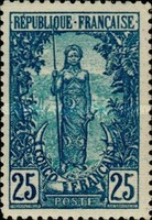 [New Daily Stamps, type G1]