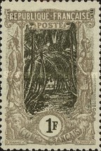 [New Daily Stamps, type H]
