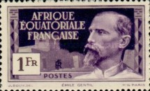[Definitive Issues - Emile Gentil, type F5]