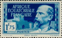 [Definitive Issues - Emile Gentil, type F7]