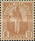 [Postage Due Stamps - Fula Women, type A1]