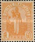[Postage Due Stamps - Fula Women, type A5]
