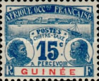 [Postage Due Stamps, type B2]